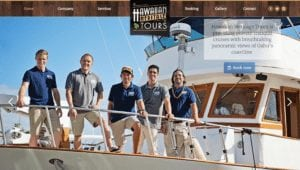 Full Commercial License Charter Vessel & Hawaiian Heritage Tours Business